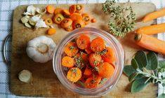 Carote in salamoia fermentate | ravanellocurioso