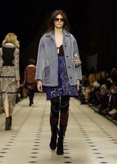 Burberry Prorsum, A-H 15/16 - L'officiel de la mode
