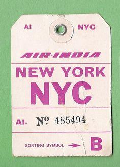 Air India - NYC | Flickr - Photo Sharing!
