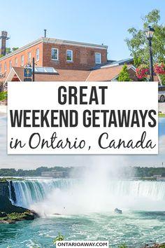 Travel Ideas, Travel Inspiration, Travel Tips, Weekend Trips, Weekend Getaways, Ontario Getaways, Ontario Beaches, Ontario Travel, Canadian Travel