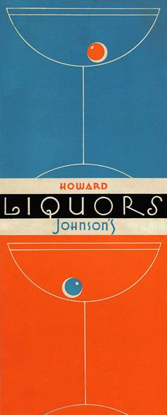 Vintage Graphic Design vintage HJ cocktail menu - It's the tail end of Cocktail Week on Eater, so here are some great examples of vintage cocktail menus — including Howard Johnson's from the Sugie's Original Tropics in Beverly Hills from. Vintage Graphic Design, Retro Design, Graphic Design Illustration, Graphic Design Inspiration, Vintage Designs, Web Design, 1950s Design, Design Layouts, Design Color