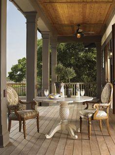 Porch Dining-Lexington Home