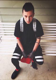 Tyler Joseph // could he get any cuter? If I ever found a guy who was like Tyler…