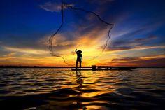 Fisher man