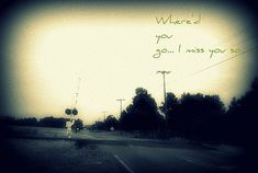 All sizes | I Miss You So | Flickr - Photo Sharing!