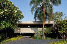 Casa Mário Masetti, Perdizes, São Paulo, 1967-70