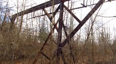 Old Industry of Southwestern Pennsylvania : Shoaf Mine and Coke Works