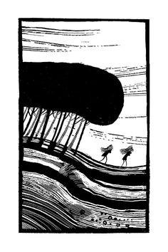 Joe McLaren Illustra
