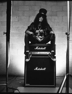 Slash - Guns n' Roses