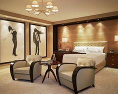 Art Deco bedroom design inspiration