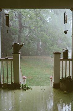 Summer Rain, Brentwood, Tennessee photo via robbin