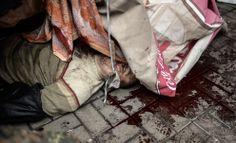 Walki w Kijowie