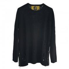 Blusa Zipper Retilínea Art Manifesto, Long Sleeve, Sleeves, Sweaters, Mens Tops, T Shirt, Fashion, Men's Wardrobe, Straight Trousers