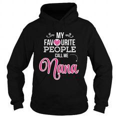 My Favourite People Call Me Nana