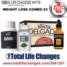 Total Life Changes Canada. Una Oportunidad de Negocio Inteligente: Combo Iaso Perdida de Peso 23
