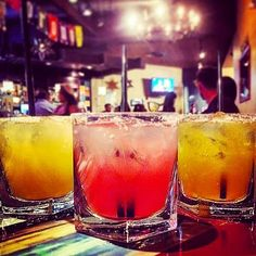 What's better than one margarita? Three margaritas! Celebrate at Cantina inside the Grand Sierra Resort! 🍹🍹🍹