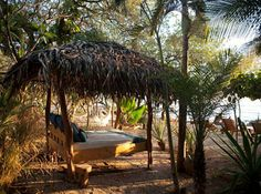 Sueno del Mar beach lounger- from Costa Rica Experts romantic honeymoon vacation packages