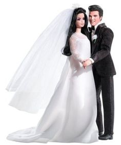 Barbie Collector Set - Elvis and Priscilla