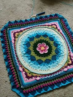 Sophie's Universe in the Lily Pond color scheme!! Love it!