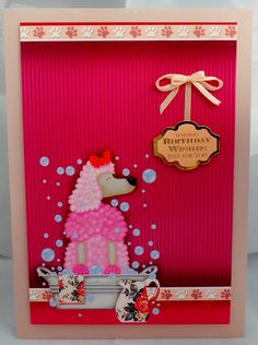 card with hand made envelope, ribbon detail and the inside message is With love & best wishes How To Make An Envelope, Hand Made Greeting Cards, Hobbies And Crafts, A5, Stampin Up, Card Ideas, Ribbon, Messages, Crafty