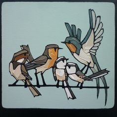 Hitchin artist Cathy Smale paints gorgeous little birds as well as capturing Hitchin market and the surrounding woodland. Here's her story: Beautiful Birds, Beautiful Things, Little Birds, Life Magazine, Bird Art, Exhibitions, Woodland, Disney Characters, Fictional Characters