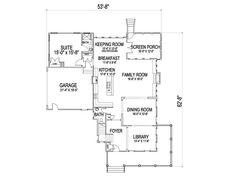 Farmhouse Plan, 058H-0089