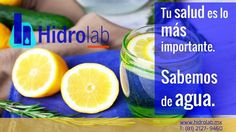 36 Beneficios de tomar agua con limón en ayuno. http://ift.tt/1Zu35tv Hidrolab.- Procesos de monitoreo y análisis de laboratorio comprometiéndose con los mejores tiempos de respuesta. www.hidrolab.mx