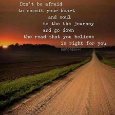 My Journey...