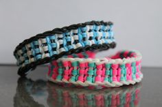 Rainbow Loom Nederlands, Amerastrand armband, monstertail èn loom