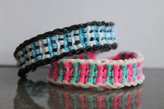 Rainbow Loom Nederlands, Amerastrand armband, monstertail èn loom