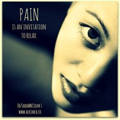 To people struggling with chronic pain