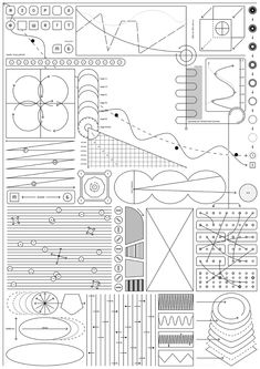 "And at some point this interest in technical graphics led me to starting a research project called CXEMA (СХЕМА is Russian for ""scheme""). I'm collecting examples of various visual elements used insc… Book Design, Cover Design, Layout Design, Tattoo Process, Special Tattoos, Design System, Research, Art Projects, Behance"