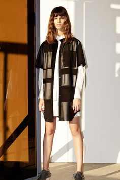 10 Crosby Derek Lam   Pre-Fall 2014 Collection   Style.com
