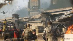 Call of Duty Black Ops 3 Screenshots PS4 Xbox One - gamefront.de