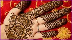 LatesEid Mehndi Designs For Hands, It is very easy to apply and everybody can try it at home the Latest Eid Mehndi Designs For Hands. Asian women love make.