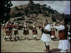 Makedonsko Oro (Macedonian Oro) Rhythm And Sound - Macedonian Movie Toronto Star Newspaper, Folk Dance, Evil Spirits, Folk Music, Macedonia, Countryside, Dolores Park, Scene, Explore