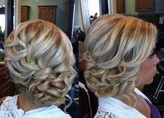 Perfect prom hair