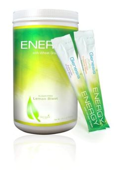 Genesis Pure Energy is formulated with more amino acids, B-vitamins, minerals and trace minerals than most energy drinks on the market.  With natural sources of caffeine, vitamins, minerals, amino acids, herbs and botanicals, it helps provide support for sustained energy and mental focus without crash.