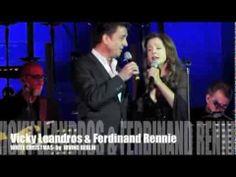 WHITE CHRISTMAS  - VICKY LEANDROS & FERDINAND RENNIE