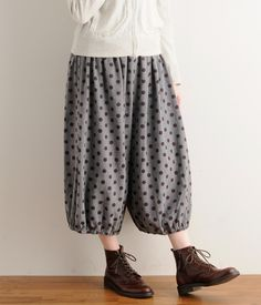 I don't know why but I have to have these pants!