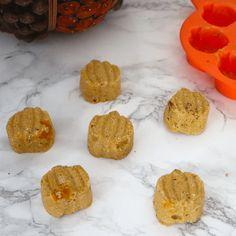 Low Carb Vegan Pumpkin Spice Fat Bombs