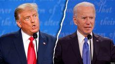 Trump vs Biden - Kush do te behet president i SHBA per kater vitet e ardhshme? Michigan, Georgia, America