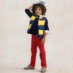 5-Pocket Corduroy Pant on shopstyle.com