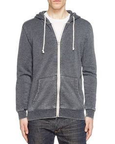 Threads For Thought Burnout Zip Hoodie - Compare at $74
