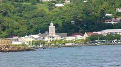 La-Trinité, Sous-préfecture de la Martinique