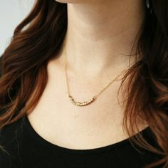This necklace features a textured piece that mimic the peaks and valleys of mountain ranges. It's a reminder for us to enjoy the journey and not just the outcom Delicate Jewelry, I Love Jewelry, Jewelry Art, Jewelry Rings, Jewelry Accessories, Fashion Accessories, Jewelry Design, Women Jewelry, Unique Jewelry