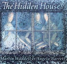 """Angela Barrett «The Hidden House»   """"Картинки и разговоры"""""""