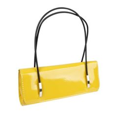 BMC - Borsetta clutch da donna in similpelle con tracolla - Bianco accattivante: Amazon.it: Scarpe e borse
