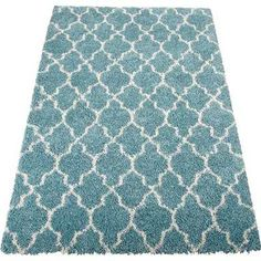 Amore AMOR2 Aqua Rugs - buy online at Modern Rugs UK