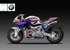 Racing Cafè: Design Corner - BMW HP2 Sport Concept by Oberdan Bezzi